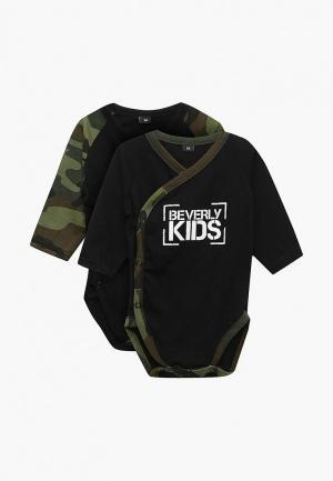 Комплект Beverly Kids MOLOKOSOS. Цвет: черный