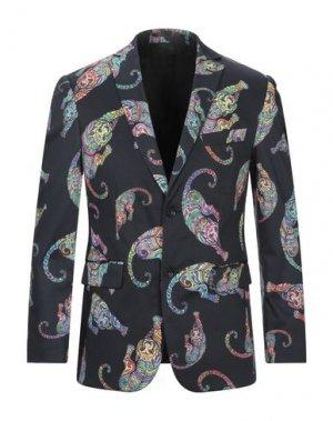 Пиджак CUSTO BARCELONA. Цвет: черный