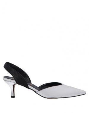 Туфли BAGATT. Цвет: белый