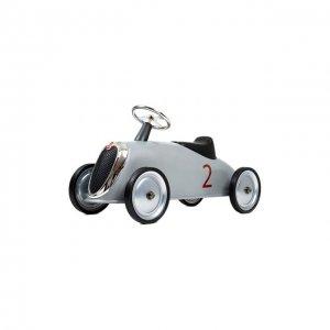 Детская машинка Rider Baghera. Цвет: серебряный