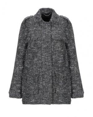 Куртка SET. Цвет: черный