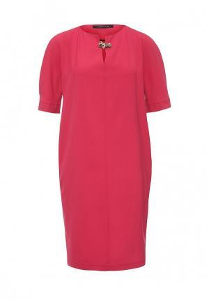Платье Levall. Цвет: розовый