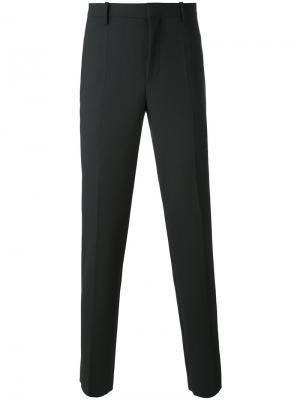 Классические брюки Neil Barrett. Цвет: чёрный