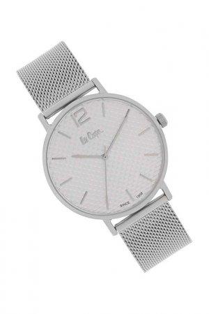 Наручные часы Lee cooper. Цвет: серебристый