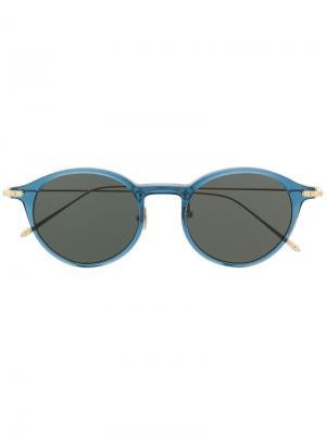 Солнцезащитные очки 06A C11 Linda Farrow. Цвет: золотистый