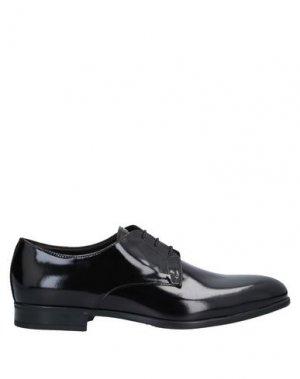 Обувь на шнурках DOUCAL'S. Цвет: темно-коричневый
