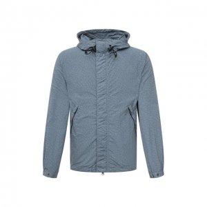 Куртка Aspesi. Цвет: синий