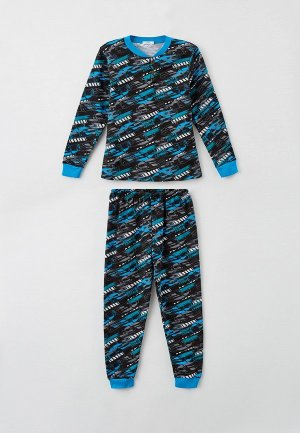 Пижама SleepShy. Цвет: черный