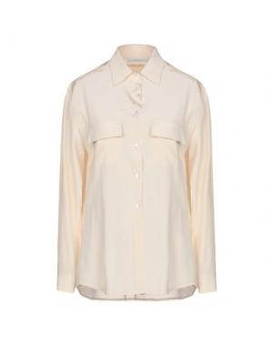 Pубашка GIO' MORETTI. Цвет: бежевый