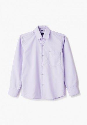 Рубашка Brostem. Цвет: фиолетовый