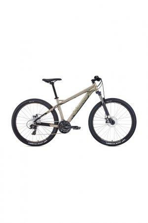Велосипед QUADRO 27,5 2.0 disc Forward. Цвет: бежевый матовый