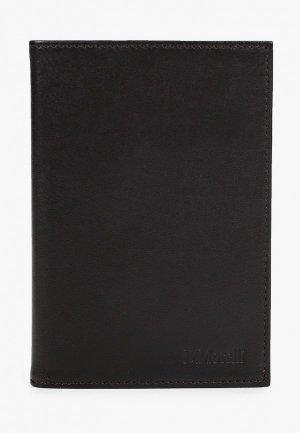 Обложка для паспорта D.Morelli. Цвет: коричневый