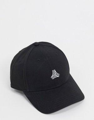 Черная бейсболка с логотипом adidas-Черный adidas performance