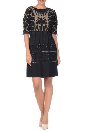 Платье Catherine Malandrino. Цвет: черный