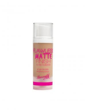 Не содержащая масел тональная основа Matte 30 г-Светло-коричневый Barry M