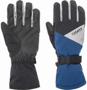 Перчатки мужские , размер 10 Termit. Цвет: черный