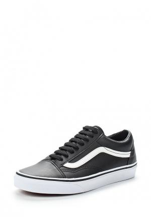 Кеды Vans UA OLD SKOOL. Цвет: черный