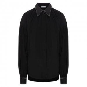 Рубашка JW Anderson. Цвет: чёрный