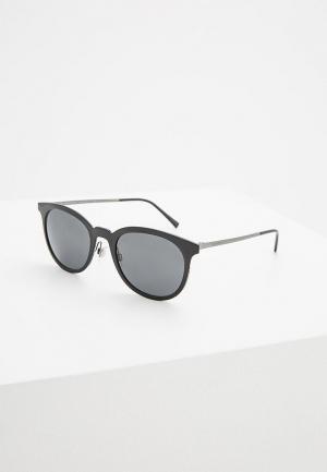 Очки солнцезащитные Burberry BE3093 10575V. Цвет: черный
