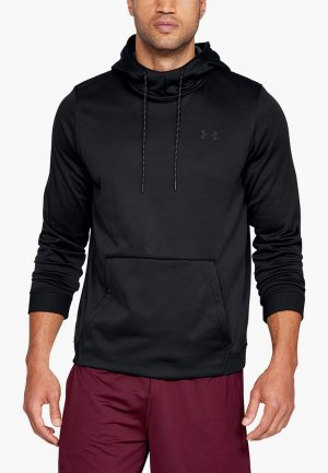 Худи Under Armour FLEECE PO HOODIE. Цвет: черный