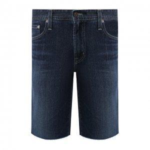 Джинсовые шорты Ag. Цвет: синий