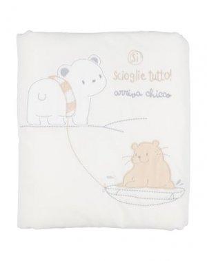 Одеяльце для младенцев CHICCO. Цвет: белый