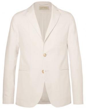 Пиджак OLIVER SPENCER. Цвет: слоновая кость