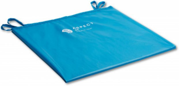 Дно для палатки Aspect 3 Mountain Hardwear. Цвет: голубой