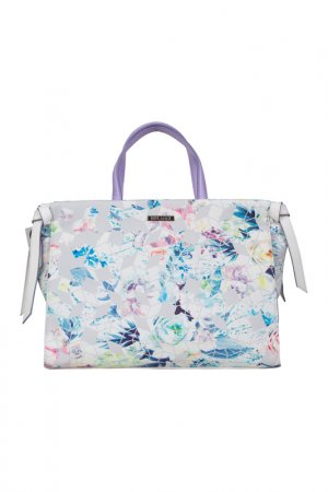Bag Bulaggi. Цвет: light grey, purple