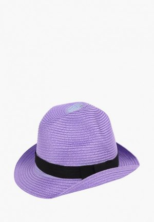 Шляпа Kawaii Factory. Цвет: фиолетовый