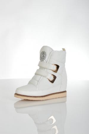 Ботинки Cooper. Цвет: белый