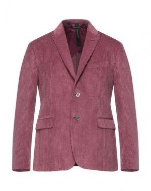 Пиджак MESSAGERIE. Цвет: пастельно-розовый