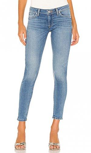 Скинни krista Hudson Jeans. Цвет: синий