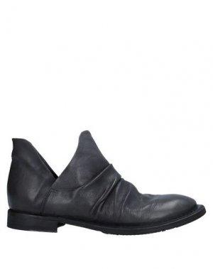 Ботинки ERNESTO DOLANI. Цвет: свинцово-серый