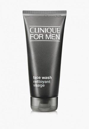 Мыло для лица Clinique CL CFM Face Wash, 200 мл. Цвет: прозрачный