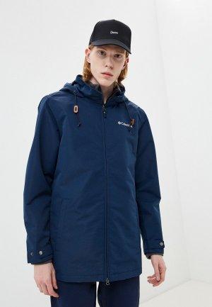 Куртка Columbia Porter Park™ II. Цвет: синий