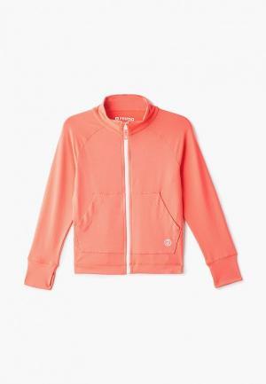 Олимпийка Reima Block. Цвет: розовый