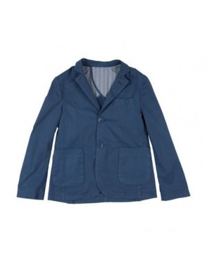 Пиджак SIVIGLIA. Цвет: грифельно-синий