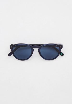 Очки солнцезащитные Polo Ralph Lauren PH4172 595580. Цвет: синий