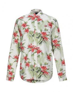 Pубашка FRANKLIN & MARSHALL. Цвет: белый