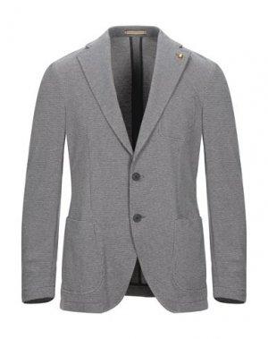 Пиджак SARTORIA LATORRE. Цвет: серый