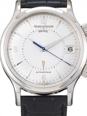Наручные часы Master Memovox pre-owned 42 мм 2000-го года Jaeger-LeCoultre. Цвет: серебристый