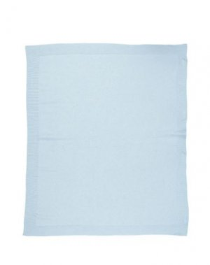 Одеяльце для младенцев LE BEBÉ. Цвет: небесно-голубой