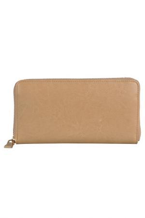 Wallet Caragatta. Цвет: beige