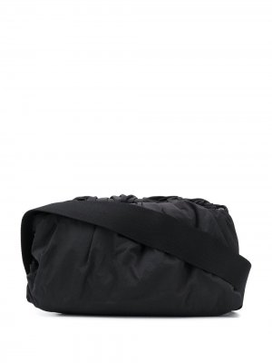Сумка на плечо Body Pouch Bottega Veneta. Цвет: черный