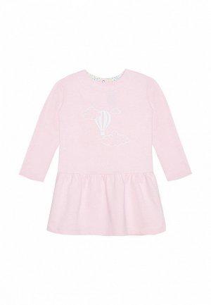 Платье My Junior. Цвет: розовый