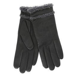 Перчатки ALIZE/A темно-серый AGNELLE