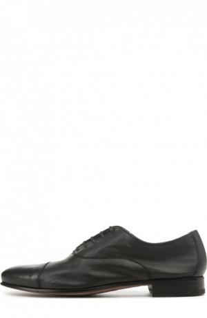 Туфли Castori. Цвет: черный