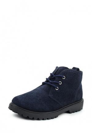 Ботинки Zenden Comfort. Цвет: синий