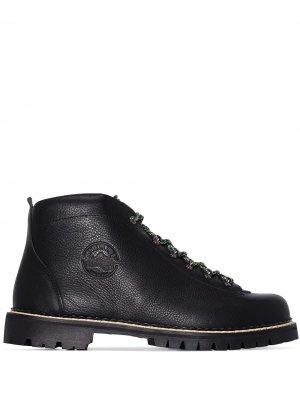 Ботинки хайкеры Tirol Diemme. Цвет: черный